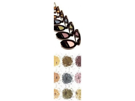 Dr. Hauschka Eyeshadow. 4 brown gray