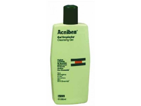 Acniben RX 200 ml Cleansing Emulsion Isdin