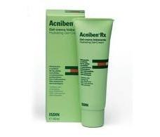 Acniben RX gel moisturizer 40 ml Isdin