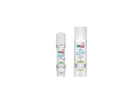 Sebamed deodorant 24h. No alcohol Roll-On 50ml.