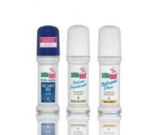 Sebamed Desodorante Balsamo Deo Roll-On. Sin perfume 50ml.