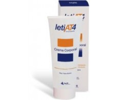 Leti AT4 Crema Emoliente 200ml.