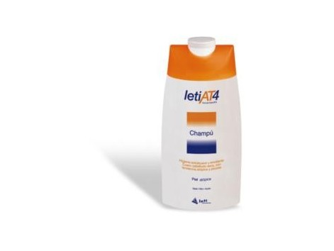 Leti AT4 Shampoo 250ml