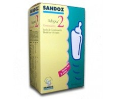 Sandoz Adapta 2800 gr milk below