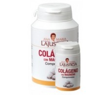Ana Maria Lajusticia collagen magnesium 75 tablets