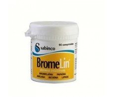 Sabinco Bromelin 90 tablets. Sabinco