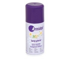 Arnidol Spray 150ml of ice.