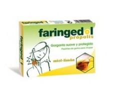 Faringedol 10 pastillas de goma