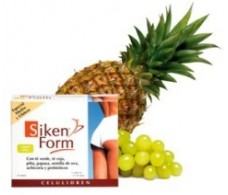 Siken Form Celulidren Forte 15 sobres