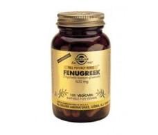 Solgar Fenugreek 100 capsules