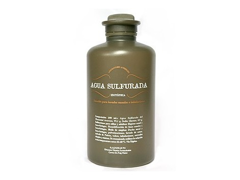 Averroes Sulfur isotonic 500ml water. Averroes