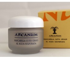 Averroes Arcanum mascarilla cutis graso 50ml. Averroes