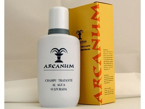 Averroes Arcanum shampoo 200ml trafficker. Averroes