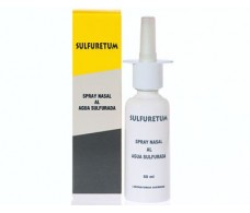 Averroes Sulfuretum Spray nasal de agua sulfurada 50ml. Averroes