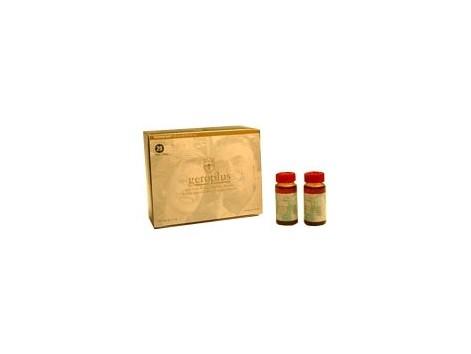 Bioserum Geroplus with royal jelly. 20 vials. Bioserum
