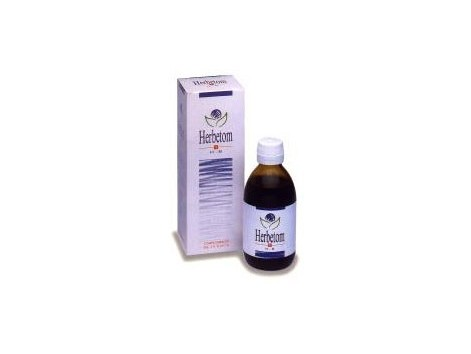 Herbetom 1 HB liver 250ml. Bioserum
