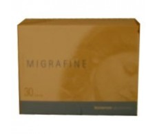 Bioserum Migrafine 30 capsules. Bioserum