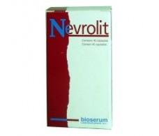 Bioserum Nevrolit 45 capsulas. Bioserum