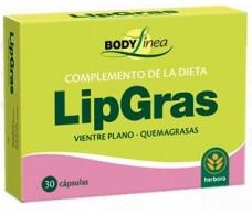 Herbora Bodylinea Lipgras 30 capsulas. Herbora