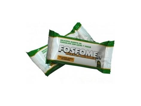 Herbora Fosfomen bars for the memory. 24 units