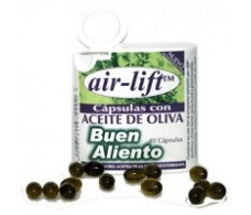 Air Lift buen aliento 40 caps.