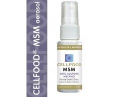 Cellfood MSM spray 30ml.