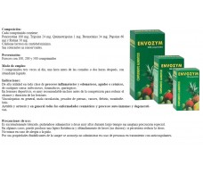 Envozym complemento alimenticio 100 tablets. Envozym