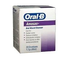 Amosan 20 sobres 4 gr. Oral-B