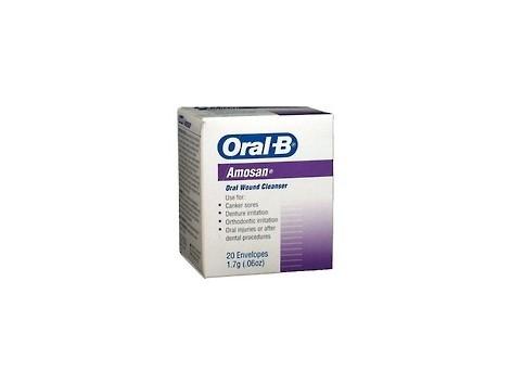 Amosan on April 20 gr. Oral-B