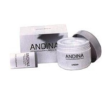 Andina cream 30 ml bleach hair