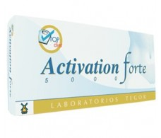 Tegor Activation 5000 Forte 20 ampollas