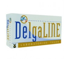 Tegor Delgaline nº 3  40 capsulas