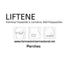 Liftene Parches Abdomen 20 parches