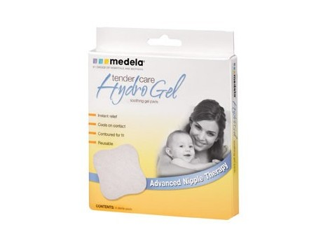 Medela patches for Hydrogel refreshing the chest. 4 units