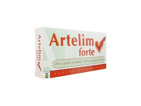 Tegor Artelim Forte 50 capsulas