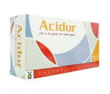 Tegor Acidur 60 capsulas