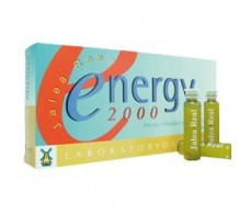 Royal Jelly Energy Tegor 2000. 20 ampules