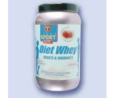 Tegor Diet Whey men & woman strawberry 750gr.