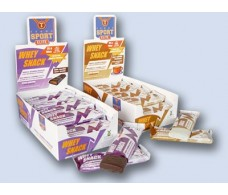Snack Tegor Molke Capuccino Box mit 20 Bars