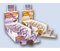 Tegor Whey Snack Capuccino caja de 20 barritas