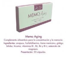 Anti Aging Memo Aging 20 capsules