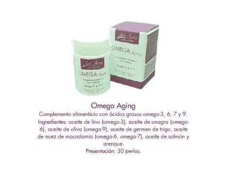 Anti Aging Omega Aging 30 pearls