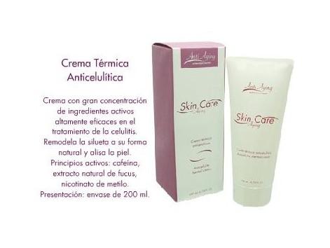 Anti Aging crema térmica anticelulítica 200ml.