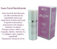 Anti Aging Suero facial revitalizante 30ml.