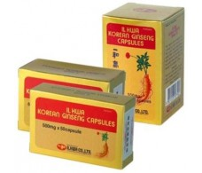 Il Hwa Ginseng 50 capsulas