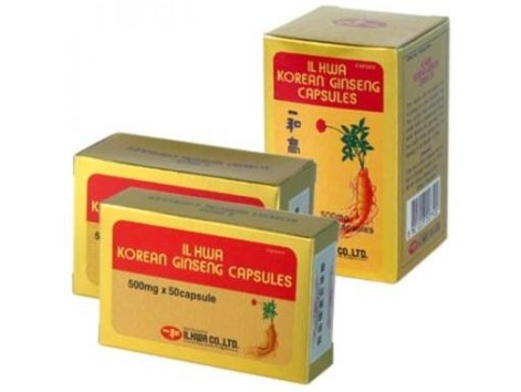 Il Hwa Ginseng 50 capsules