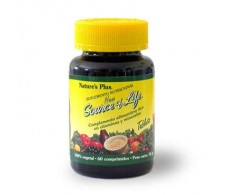 Nature's Plus Source of life New 60 comp. 100% vegetable NaturesPl
