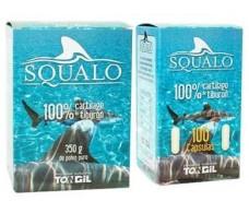 Tongil squalo 100% of shark cartilage 350gr.