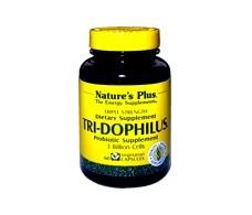 Nature's Plus Tri-Dophilus 60 caps. vegetables