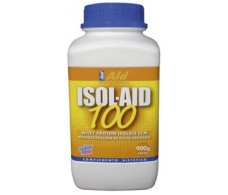 JustAid Isol-Aid 100 strawberry 900gr. Protein isolated
